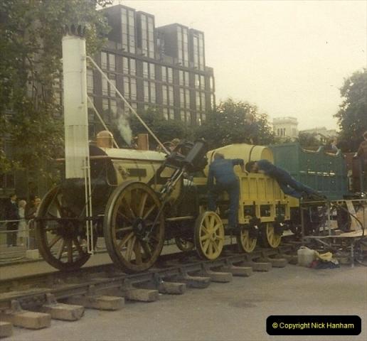 1974 to 1979 British Railways. (113)0236