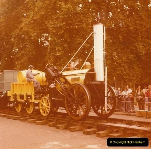1974 to 1979 British Railways. (114)0237