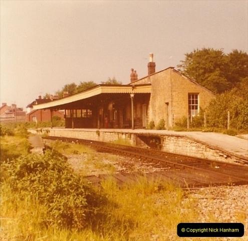 1974 to 1979 British Railways. (12)0135