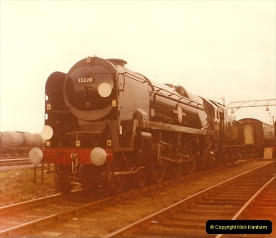 1974 to 1979 British Railways. (13)0136
