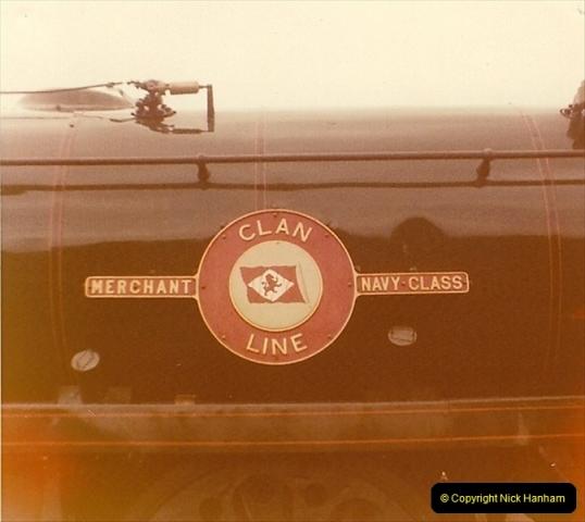 1974 to 1979 British Railways. (15)0138