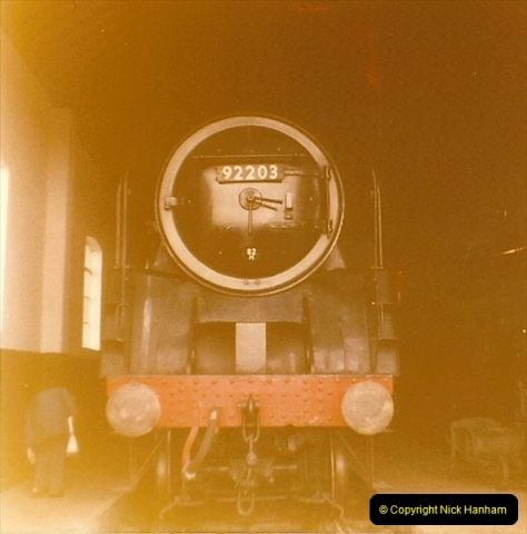1974 to 1979 British Railways. (17)0140