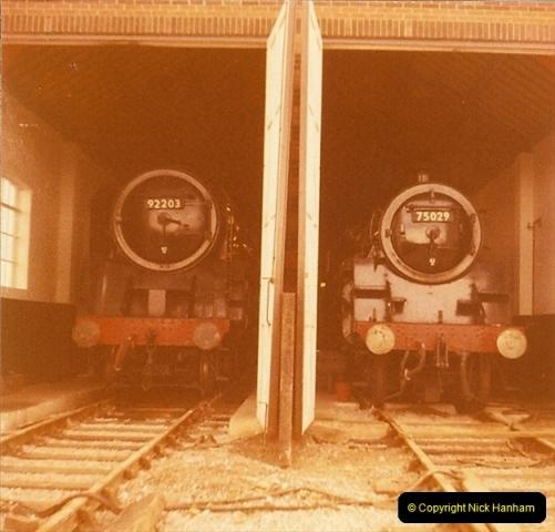 1974 to 1979 British Railways. (18)0141