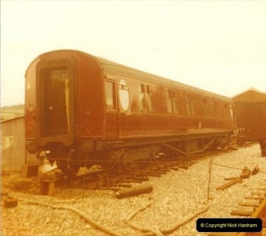 1974 to 1979 British Railways. (19)0142