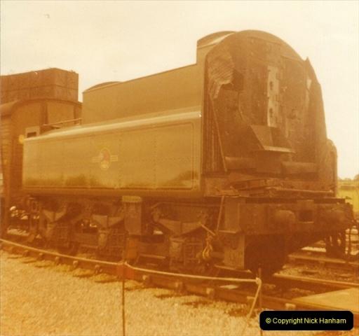 1974 to 1979 British Railways. (20)0143