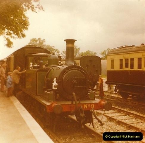 1974 to 1979 British Railways. (2)0125