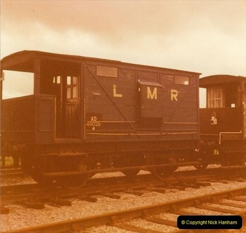 1974 to 1979 British Railways. (22)0145