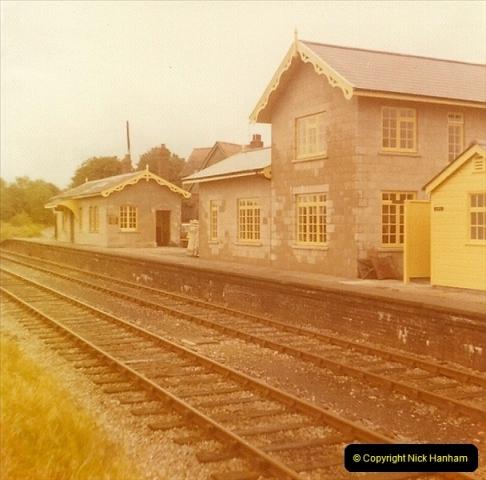 1974 to 1979 British Railways. (23)0146