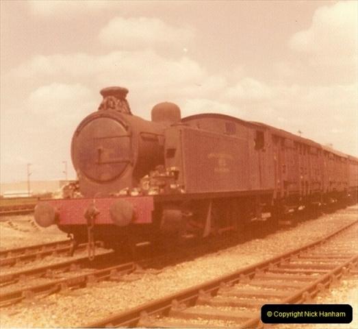 1974 to 1979 British Railways. (25)0148