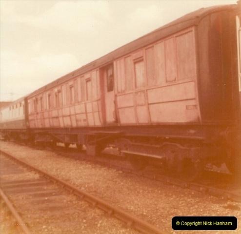 1974 to 1979 British Railways. (27)0150