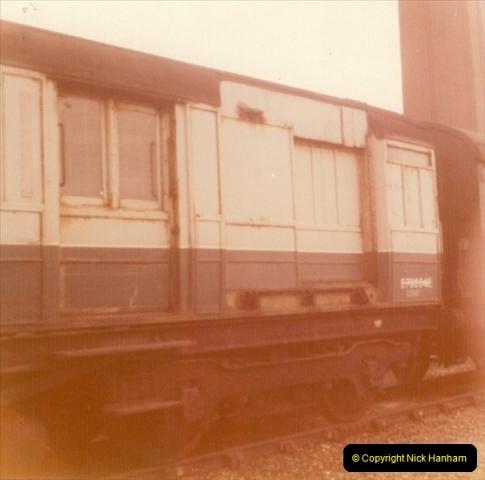 1974 to 1979 British Railways. (28)0151