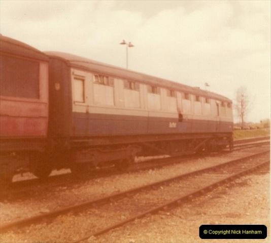1974 to 1979 British Railways. (29)0152