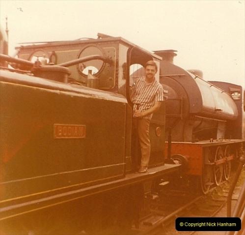 1974 to 1979 British Railways. (3)0126