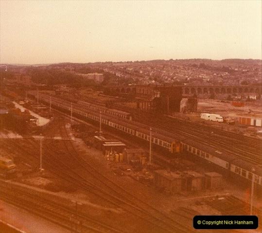1974 to 1979 British Railways. (31)0154