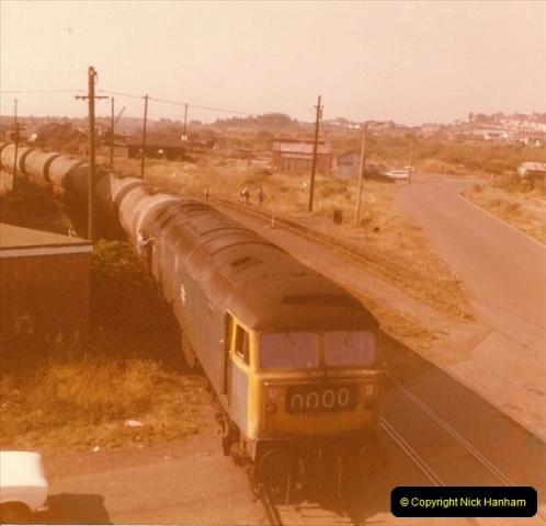 1974 to 1979 British Railways. (32)0155