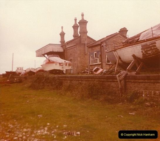 1974 to 1979 British Railways. (35)0158