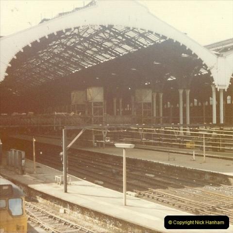 1974 to 1979 British Railways. (38)0161
