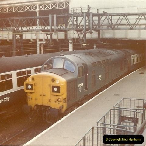 1974 to 1979 British Railways. (40)0163