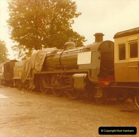 1974 to 1979 British Railways. (4)0127