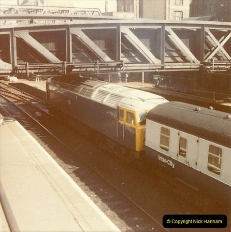 1974 to 1979 British Railways. (41)0164