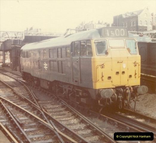 1974 to 1979 British Railways. (42)0165
