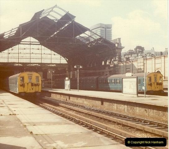 1974 to 1979 British Railways. (43)0166