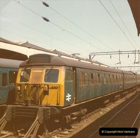 1974 to 1979 British Railways. (45)0168