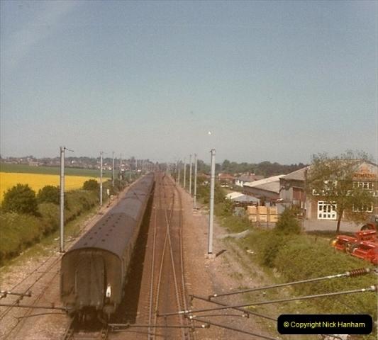 1974 to 1979 British Railways. (46)0169