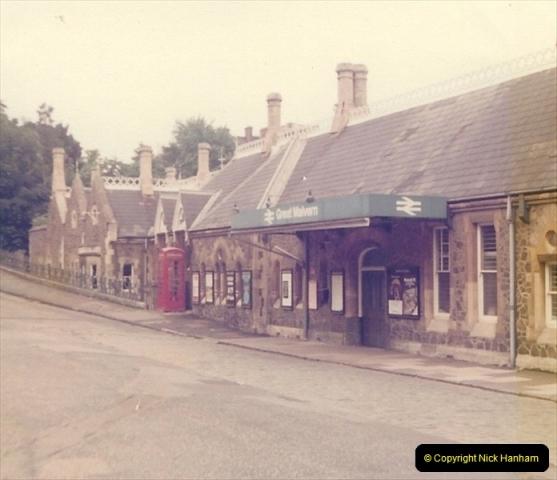 1974 to 1979 British Railways. (50)0173