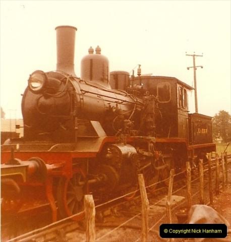 1974 to 1979 British Railways. (5)0128