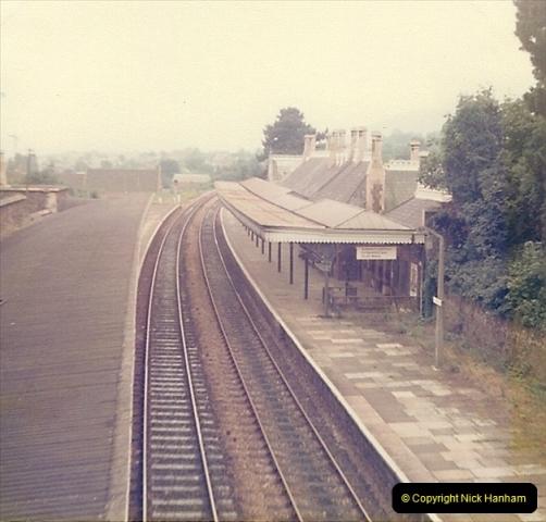 1974 to 1979 British Railways. (51)0174