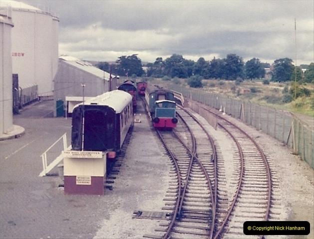 1974 to 1979 British Railways. (57)0180