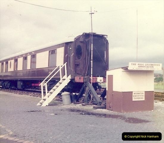 1974 to 1979 British Railways. (58)0181