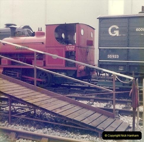 1974 to 1979 British Railways. (59)0182