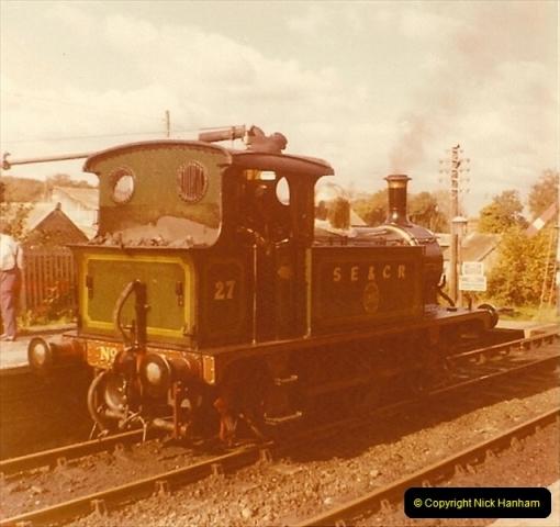 1974 to 1979 British Railways. (6)0129