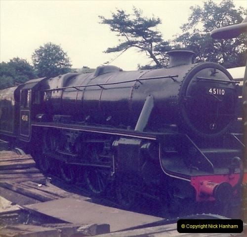 1974 to 1979 British Railways. (63)0186