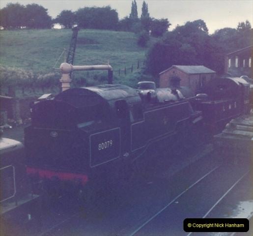 1974 to 1979 British Railways. (64)0187