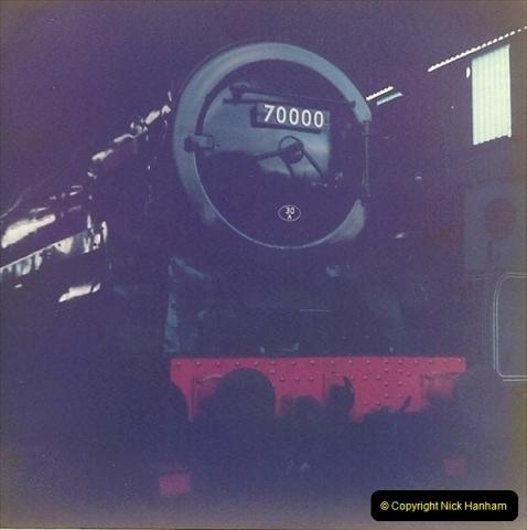 1974 to 1979 British Railways. (65)0188