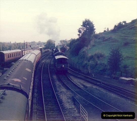 1974 to 1979 British Railways. (66)0189