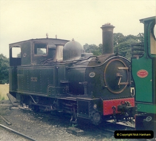 1974 to 1979 British Railways. (67)0190
