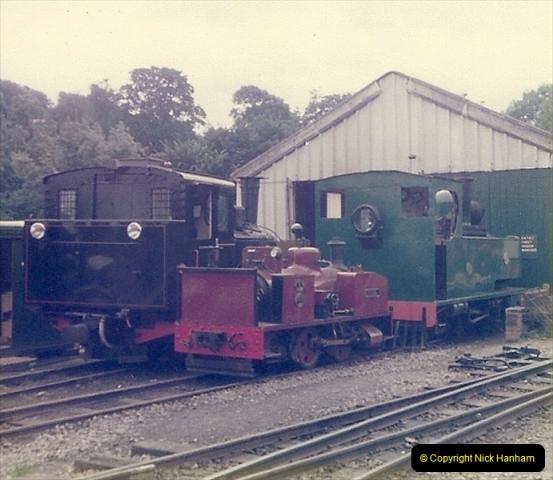 1974 to 1979 British Railways. (68)0191
