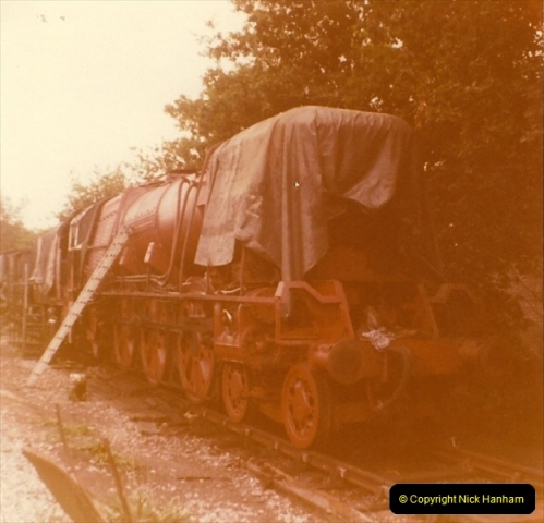 1974 to 1979 British Railways. (7)0130