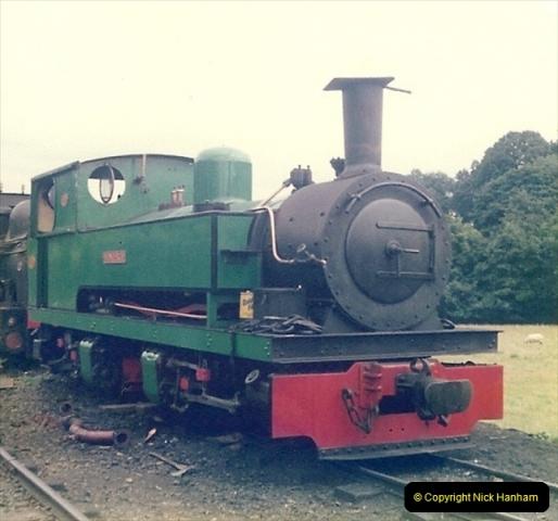 1974 to 1979 British Railways. (71)0194