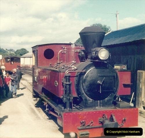1974 to 1979 British Railways. (72)0195