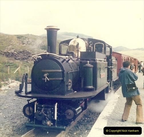1974 to 1979 British Railways. (77)0200