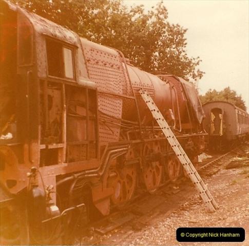 1974 to 1979 British Railways. (8)0131