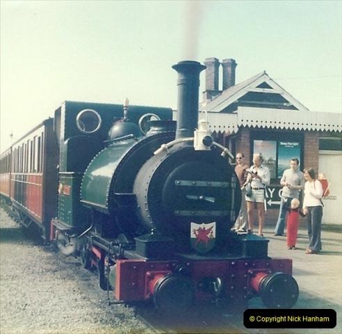 1974 to 1979 British Railways. (83)0206