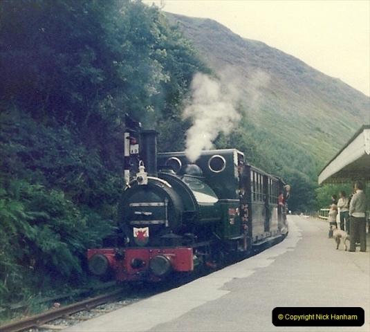 1974 to 1979 British Railways. (84)0207