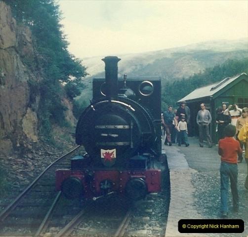 1974 to 1979 British Railways. (85)0208
