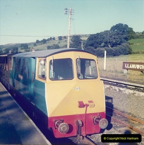 1974 to 1979 British Railways. (90)0213